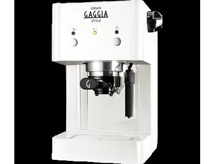 Рожковая кофеварка Gaggia Gran Style White