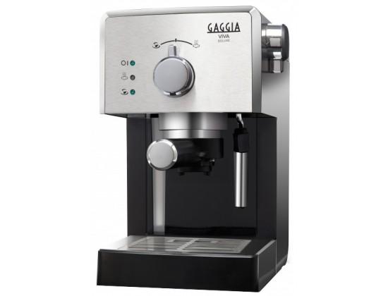 Рожковая кофеварка Gaggia Viva Deluxe