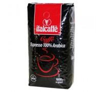 """Кофе в зернах Italcaffe """"Espresso 100% ARABICA"""" 1 кг."""