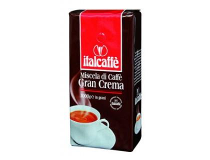 """Кофе в зернах Italcaffe """"Gran Crema"""" 1 кг."""