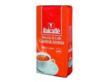 "Кофе в зернах Italcaffe ""Gusto&Aroma"" 1 кг."