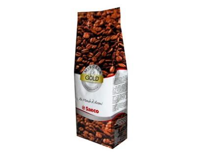 """Кофе в зернах Saeco """"Gold"""" 0,25/1 кг."""