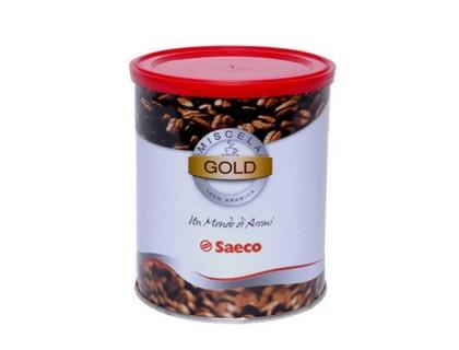 "Кофе молотый Saeco ""Gold"" 0,25 кг. ж/б"