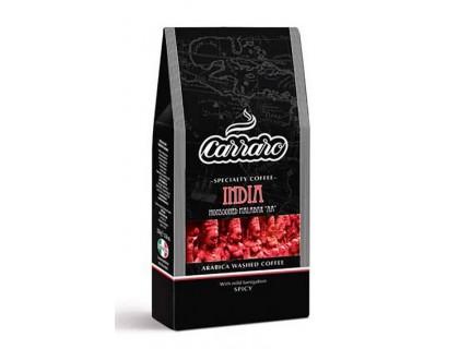 Кофе молотый Carraro India 0,25 кг