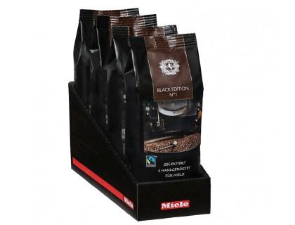 Зерновой кофе Miele Black Edition