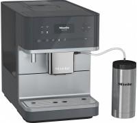 Автоматическая кофемашина Miele CM 6350 gray