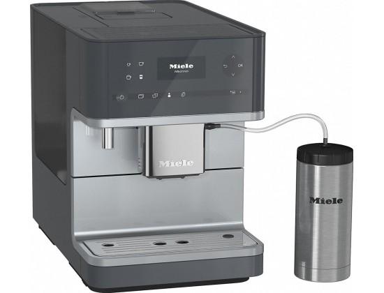 Автоматическая кофемашина Miele CM 6350 (Gray)