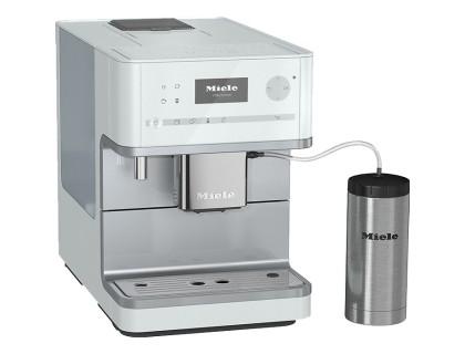 Автоматическая кофемашина Miele CM 6350 white