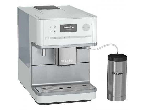 Автоматическая кофемашина Miele CM 6350 (White)