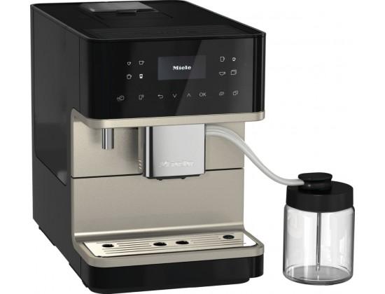 Автоматическая кофемашина Miele CM 6360 (Black/Metallic)