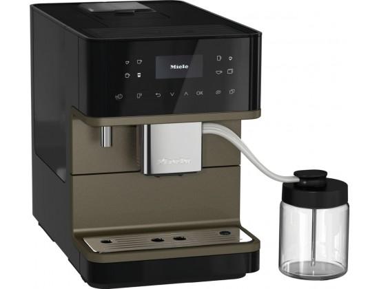 Автоматическая кофемашина Miele CM 6360 (Black/Bronze)