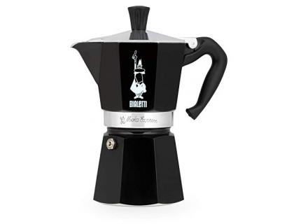 Гейзерная кофеварка Bialetti Moka Express на 6 порций 4953