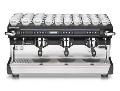 Профессиональная кофемашина Rancilio CLASSE 9 USB 3 ГРУППЫ
