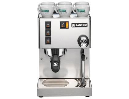 Профессиональная кофемашина Rancilio SILVIA