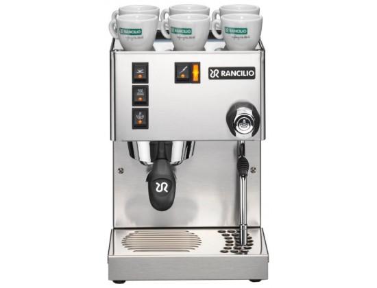 Полупрофессиональная кофемашина Rancilio Silvia V6 2020 Edition