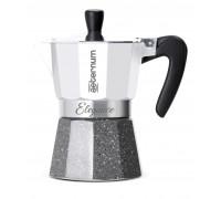 Гейзерная кофеварка Aeternum Elegance Bianca на 3 порции 6034