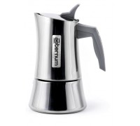 Гейзерная кофеварка Aeternum Caffettiera Divina на 4 порции 6282