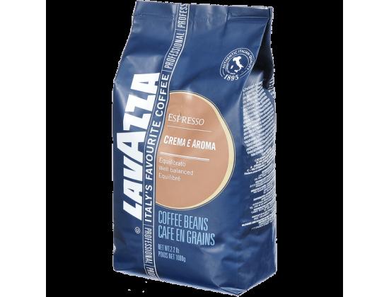 Кофе в зернах Lavazza Crema e Aroma (HoReCa) 1кг