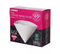 Фильтры Hario для воронок в коробке VCF-02-100WK