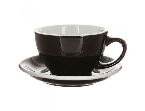 Кофейная пара Loveramics Egg 300 мл, черная