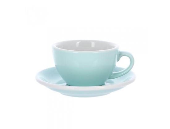 Кофейная пара Loveramics Egg 200 мл, нежно-голубая