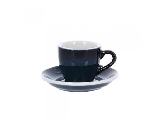 Кофейная пара Loveramics Egg 80 мл, ночное небо