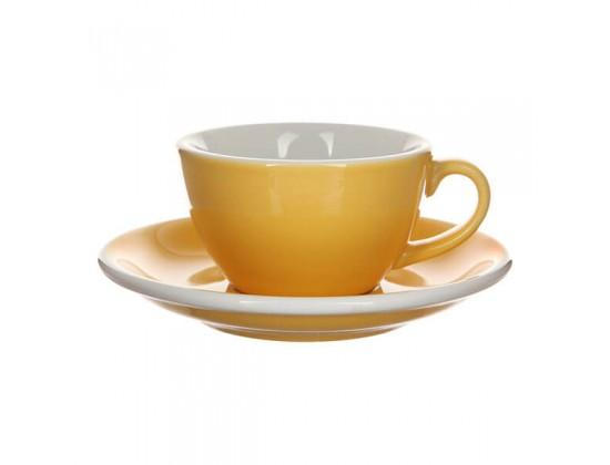 Кофейная пара Loveramics Egg 150 мл, желтая