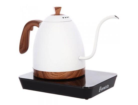 Чайник электрический Brewista Artisan Gooseneck 900 мл (White)