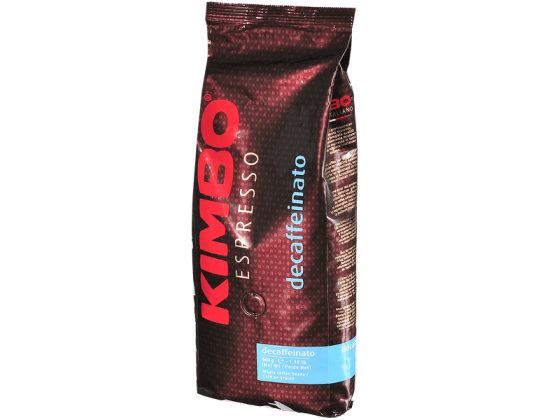 Кофе в зернах Kimbo Kimbo Decaffeinato 0.5 кг