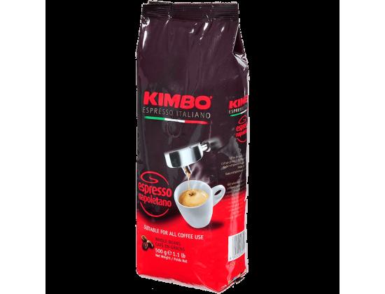 Кофе в зернах Kimbo Espresso Napoletano 0.5 кг
