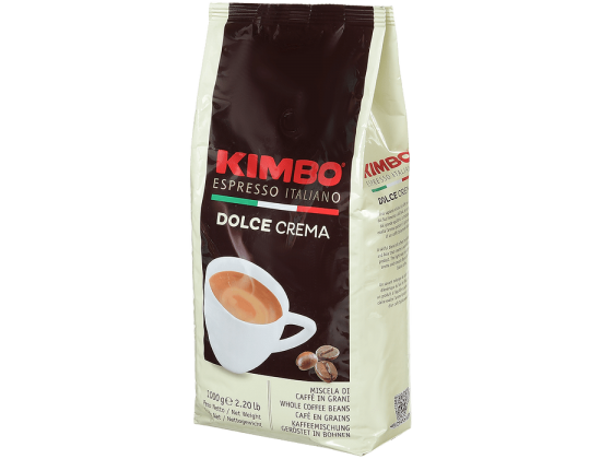 Кофе в зернах Kimbo Dolce Crema 1 кг
