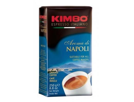 Кофе молотый Kimbo Aroma di Napoli 0,25 кг
