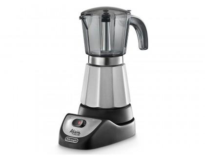 Гейзерная кофеварка электрическая Delonghi EMKM-6