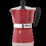Гейзерная кофеварка Aeternum Allegra Rubino на 3 порции 5612
