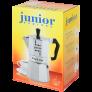 Гейзерная кофеварка Bialetti Junior на 9 порций 5985