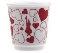 Чашка Bialetti Bicchierini Cuore