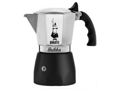 Гейзерная кофеварка Bialetti Brikka на 4 порции 6784