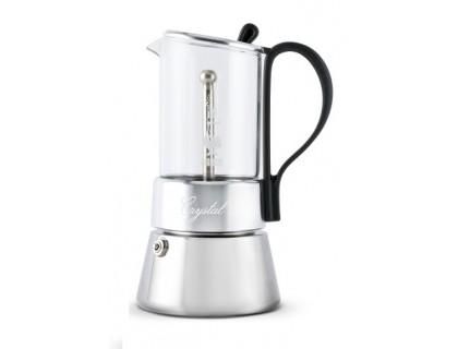 Кофеварка гейзерная bialetti moka induction