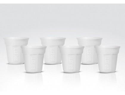 Набор чашек Bialetti Bicchierini White