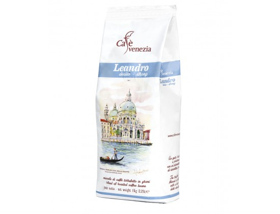 Кофе в зернах Cafe Venezia Leandro 1кг