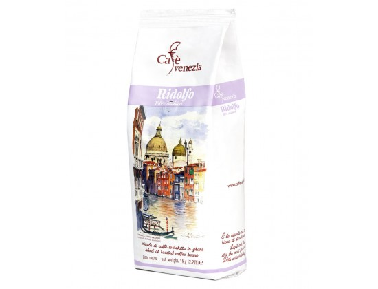 Кофе в зернах Cafe Venezia Ridolfo 1кг