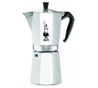 Гейзерная кофеварка Bialetti Moka Express на 18 порций 1167