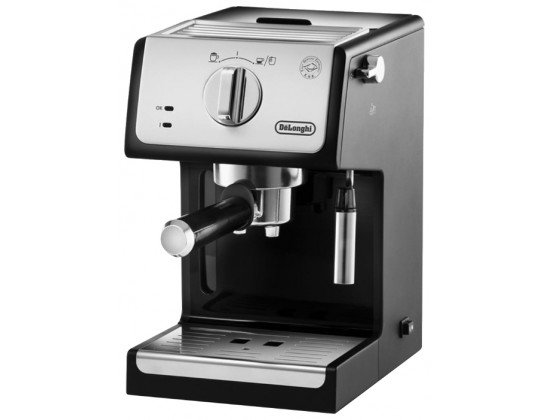 Рожковая кофеварка Delonghi ECP 33.21.BK (Black)
