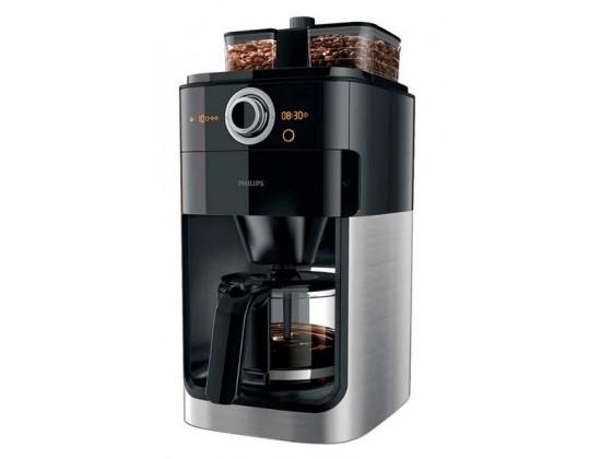 Капельная кофеварка Philips HD 7769 Grind & Brew