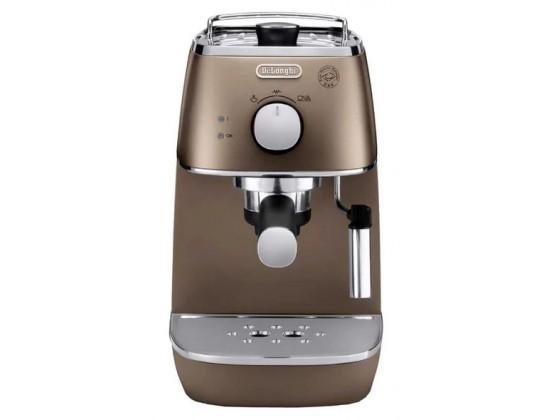 Рожковая кофеварка Delonghi ECI 341.BZ (Bronze)