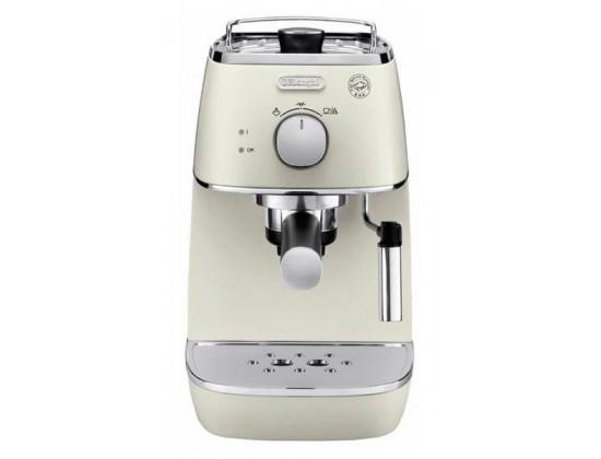 Рожковая кофеварка Delonghi ECI 341.W (White)