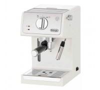 Рожковая кофеварка Delonghi ECP 33.21.W (White)