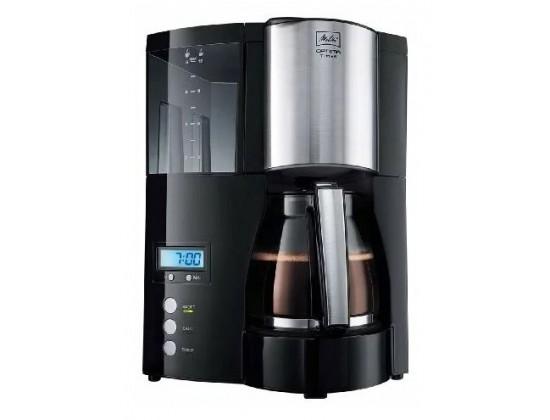 Капельная кофеварка Melitta Optima Timer (Black)