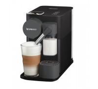 Кофемашина капсульная Delonghi EN 500.B Nespresso Lattissima One (Black)