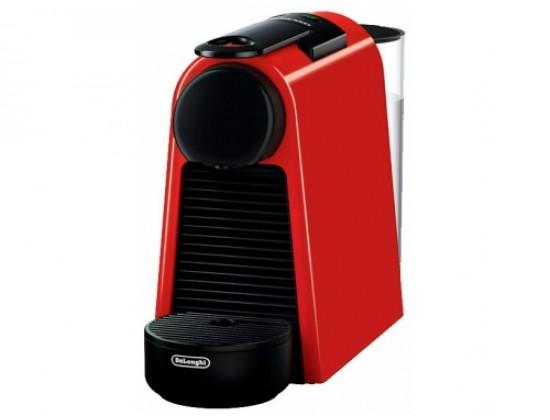 Кофемашина капсульная Delonghi EN 85.R Solo Essenza Mini (Red)